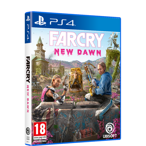 Far Cry New Dawn Używana