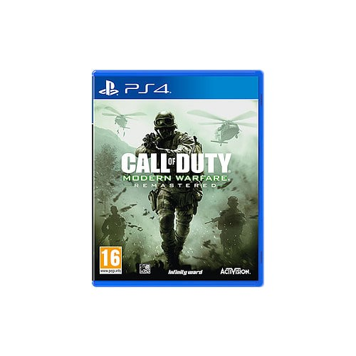 Call of Duty Modern Warfare Rematered
