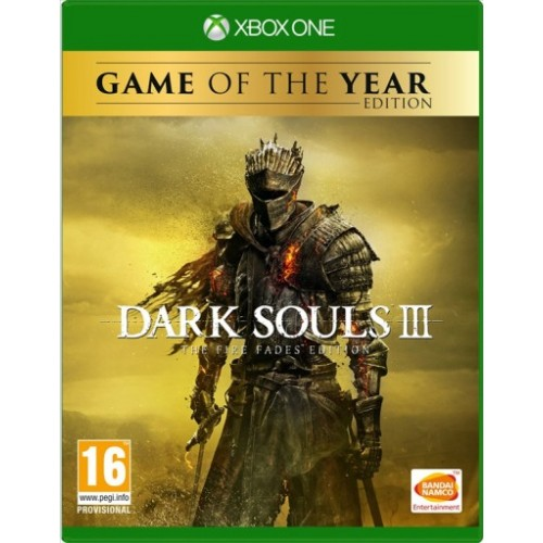 Dark Souls 3: The Fire Fades Edition - Game of the Year Edition