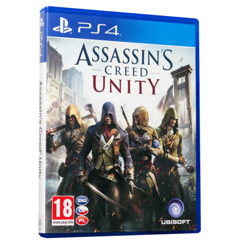 Assassins Creed Unity Używana