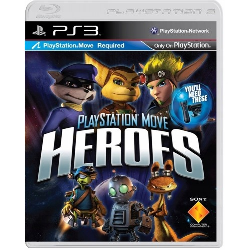 Allegro PLAYSTATION MOVE HEROES